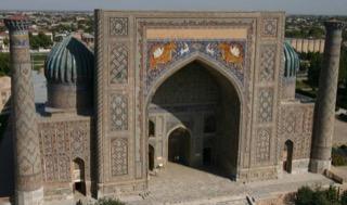 Восьмое чудо света Центральной Азии