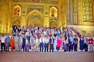 Узбекистан – перекресток культур. Международный конгресс «Культурное наследие Узбекистана – путь к диалогу между странами и народами»