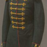 Мундир генерала лейб-гвардии 4-го стрелкового Императорской Фамилии батальона, с эполетами генерала от инфантерии, 1870-е гг.