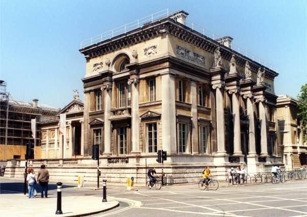 Ашмолеан. Музей искусства и археологии. Оксфордский университет