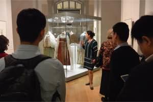 Посещение выставки в ГИМ