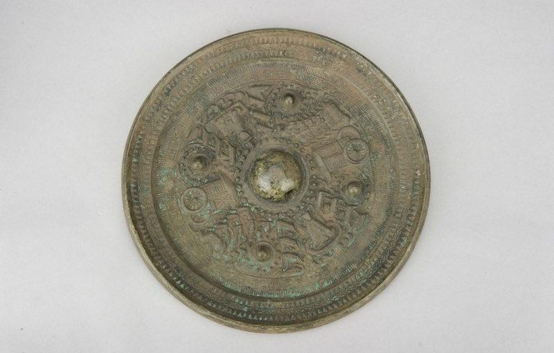 Путеводный свет полированной бронзы (зеркала эпохи Восточная Хань на выставке «Древнее искусство провинции Шаньси»)