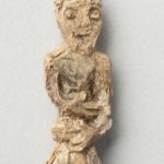 Гнездовский идол - карманный божок