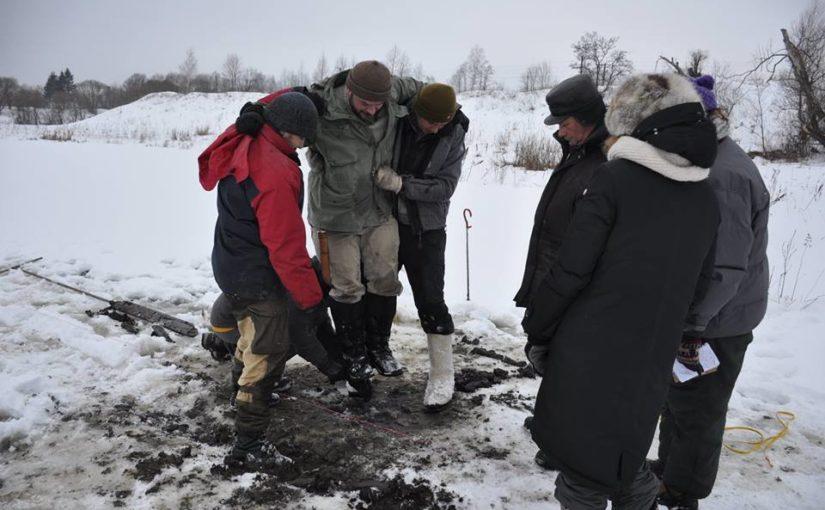 «Ледовый поход» или полевые археологические исследования зимой…