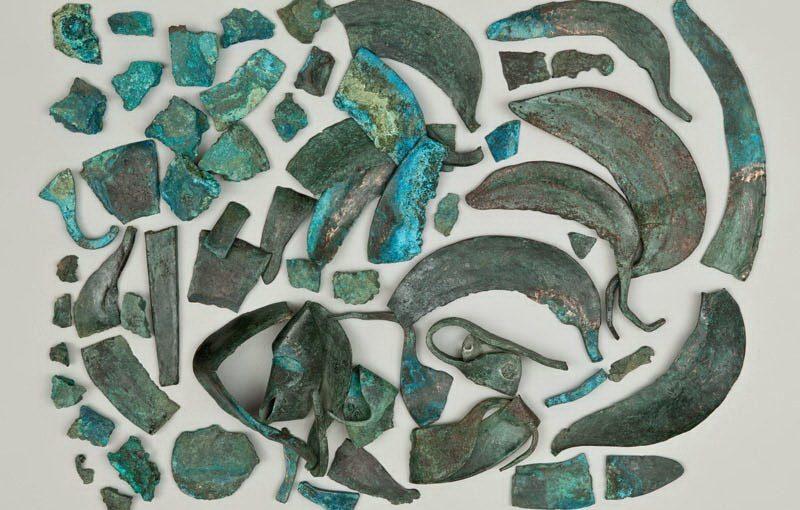 Сотрудничество между Историческим музеем, Институтом истории материальной культуры РАН и Исследовательской Лабораторией по изучению предметов археологии и искусства